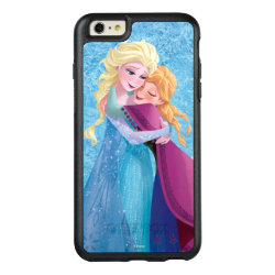 OtterBox Symmetry iPhone 6/6s Plus Case with Sister Love: Anna & Elsa Hugging design