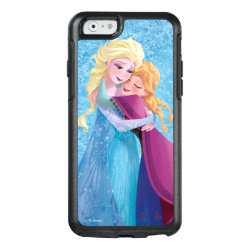 OtterBox Symmetry iPhone 6/6s Case with Sister Love: Anna & Elsa Hugging design