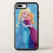 Anna and Elsa | Hugging OtterBox Symmetry iPhone 8 Plus/7 Plus Case