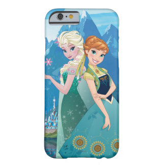Anna and Elsa | My Sister Loves Me Barely There iPhone 6 Case