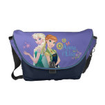 Anna and Elsa | My Sister Loves Me Courier Bag at Zazzle