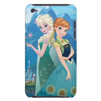 Anna and Elsa | My Sister Loves Me iPod Touch Case