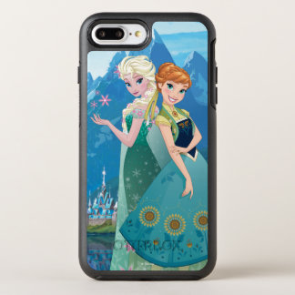 Anna and Elsa | My Sister Loves Me OtterBox Symmetry iPhone 8 Plus/7 Plus Case