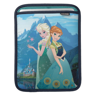 Anna and Elsa | My Sister Loves Me Sleeve For iPads