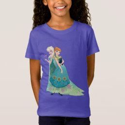 Anna and Elsa | My Sister Loves Me T-Shirt