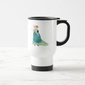 Anna and Elsa | My Sister Loves Me Travel Mug