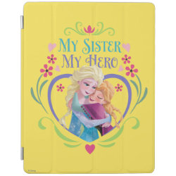 iPad 2/3/4 Cover with My Sister My Hero design