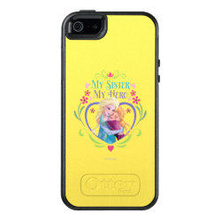 OtterBox Symmetry iPhone SE/5/5s Case with My Sister My Hero design