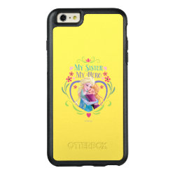 OtterBox Symmetry iPhone 6/6s Plus Case with My Sister My Hero design