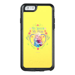 OtterBox Symmetry iPhone 6/6s Case with My Sister My Hero design