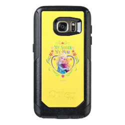 OtterBox Commuter Samsung Galaxy S7 Case with My Sister My Hero design