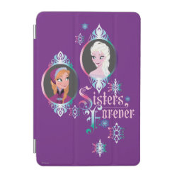 iPad mini Cover with Frozen's Anna & Elsa: Sisters Forever design