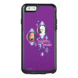 OtterBox Symmetry iPhone 6/6s Case with Frozen's Anna & Elsa: Sisters Forever design