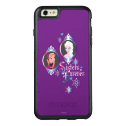 OtterBox Symmetry iPhone 6/6s Plus Case with Frozen's Anna & Elsa: Sisters Forever design