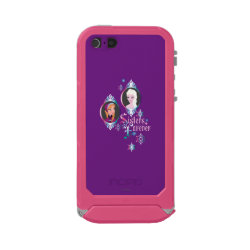 Incipio Feather Shine iPhone 5/5s Case with Frozen's Anna & Elsa: Sisters Forever design