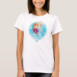 Anna and Elsa | Sisters Forever T-Shirt