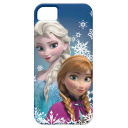 Disney's Frozen Princesses Anna & Elsa Case-Mate Vibe iPhone 5 Case