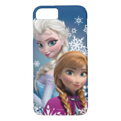 Disney's Frozen Princesses Anna & Elsa Case-Mate Barely There iPhone 7 Case