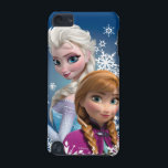 "Anna and Elsa | Snowflakes iPod Touch (5th Generation) Case<br><div class=""desc"">Frozen - Anna and Elsa</div>"
