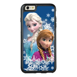 OtterBox Symmetry iPhone 6/6s Plus Case with Disney's Frozen Princesses Anna & Elsa design