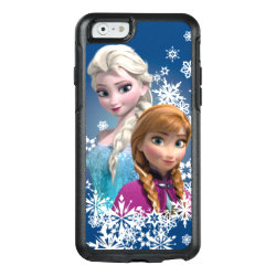 OtterBox Symmetry iPhone 6/6s Case with Disney's Frozen Princesses Anna & Elsa design