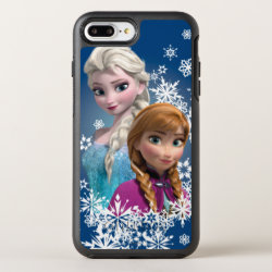 OtterBox Apple iPhone 7 Plus Symmetry Case with Disney's Frozen Princesses Anna & Elsa design