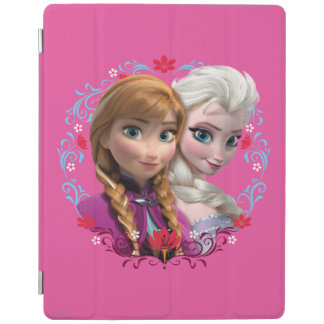 Anna and Elsa | Strong iPad Cover