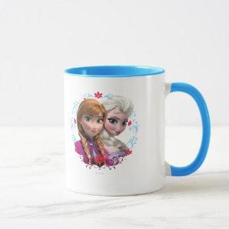 Anna and Elsa   Strong Mug