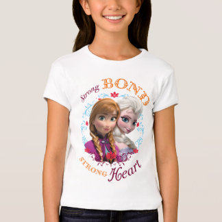 Anna and Elsa | Strong T-Shirt