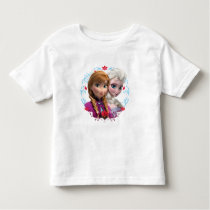 Anna and Elsa | Strong Toddler T-shirt