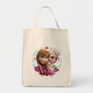 Anna and Elsa | Strong Tote Bag