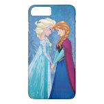 Anna and Elsa | Together Forever iPhone 7 Plus Case