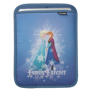 Anna and Elsa | Together Forever Sleeve For iPads