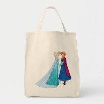 Anna and Elsa | Together Forever Tote Bag