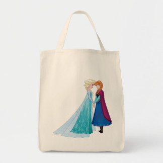 Anna and Elsa | Together Forever Tote Bag