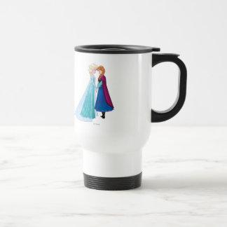 Anna and Elsa | Together Forever Travel Mug