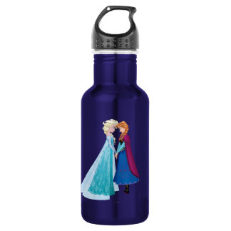 Anna and Elsa | Together Forever Water Bottle