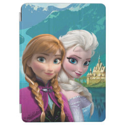 iPad Air Cover with Frozen's Anna & Elsa design