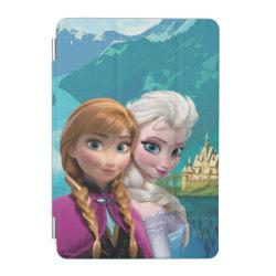 iPad mini Cover with Frozen's Anna & Elsa design
