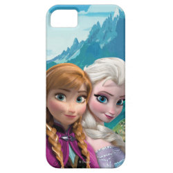 Case-Mate Vibe iPhone 5 Case with Frozen's Anna & Elsa design