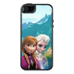 OtterBox Symmetry iPhone SE/5/5s Case with Frozen's Anna & Elsa design