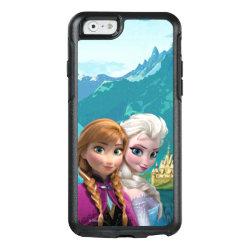 OtterBox Symmetry iPhone 6/6s Case with Frozen's Anna & Elsa design