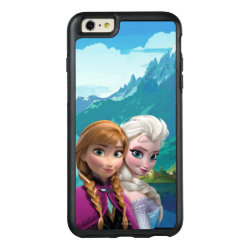 OtterBox Symmetry iPhone 6/6s Plus Case with Frozen's Anna & Elsa design