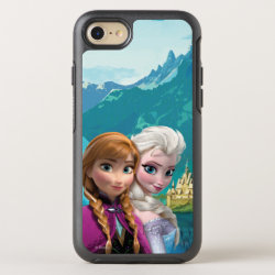 OtterBox Apple iPhone 7 Symmetry Case with Frozen's Anna & Elsa design