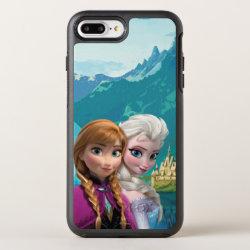 OtterBox Apple iPhone 7 Plus Symmetry Case with Frozen's Anna & Elsa design