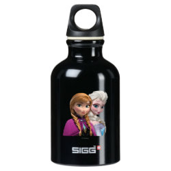 SIGG Traveller Water Bottle (0.6L) with Frozen's Anna & Elsa design