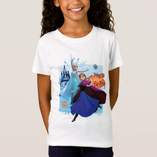 Anna and Elsa | Trick or Treat T-Shirt