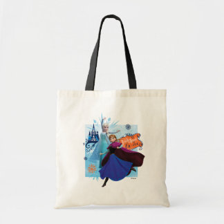 Anna and Elsa | Trick or Treat Tote Bag