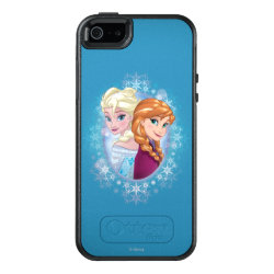 OtterBox Symmetry iPhone SE/5/5s Case with Elsa and Anna Together design