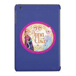 Case-Mate Barely There iPad mini Retina display Case with Anna & Elsa Floral Design design
